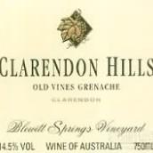 克拉伦敦山布卢伊特泉园老藤歌海娜干红葡萄酒(Clarendon Hills Blewitt Springs Vineyard Old Vine Grenache, Adelaide, Australia)