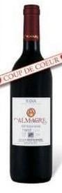 艾加尔巴阿尔玛格勒干红葡萄酒(Vina Ijalba Almagre,Rioja DOCa,Spain)