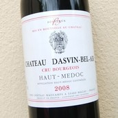 达文贝尔酒庄干红葡萄酒(Chateau Dasvin Bel Air, Haut-Medoc, France)