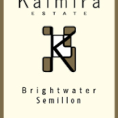 凯慕拉净水赛美蓉干白葡萄酒(Kaimira Estate Brightwater Semillon,Nelson,New Zealand)