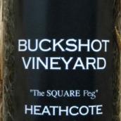 铅弹酒庄广场木钉仙粉黛干红葡萄酒(Buckshot Vineyard Square Peg Zinfandel, Heathcote, Australia)