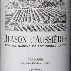 奥希耶徽纹干红葡萄酒(Blason d'Aussieres, Corbieres, France)