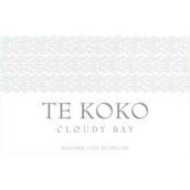云雾之湾迪科科长相思干白葡萄酒(Cloudy Bay Te Koko Sauvignon Blanc,Marlborough,New Zealand)
