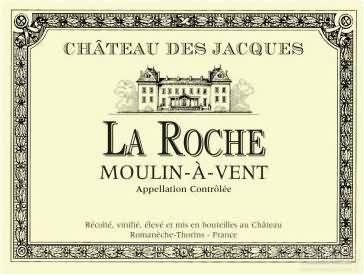 路易亚都雅克庄风车磨坊洛奇园红葡萄酒(Louis Jadot Chateau des Jacques Moulin-a-Vent La Roche,...)
