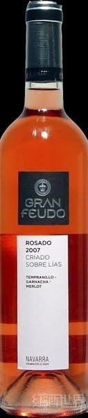 诗威特朱丽安格兰富都版桃红葡萄酒(Bodegas Julian Chivite Gran Feudo Edicion Rosado Sobre Lias,...)