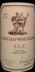 鹿跃酒窖SLV赤霞珠干红葡萄酒(Stag's Leap Wine Cellars SLV Cabernet Sauvignon, Napa Valley, USA)