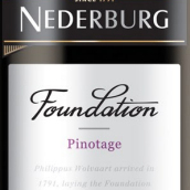 尼德堡基础系列皮诺塔吉干红葡萄酒(Nederburg Foundation Pinotage,Western Cape,South Africa)