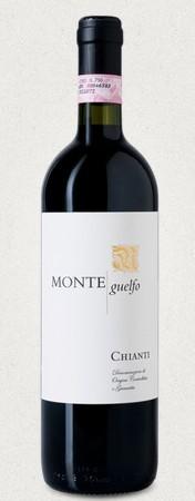 盖福山基安蒂干红葡萄酒(Monteguelfo Chianti DOCG,Tuscany,Italy)