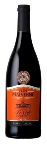 克洛斯马文咖啡馆皮诺塔吉干红葡萄酒(Clos Malverne le Cafe Pinotage,Stellenbosch,South Africa)