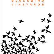 画眉酒庄梅里蒂奇红葡萄酒(Blackbird Vineyards Meritage, Napa Valley, USA)