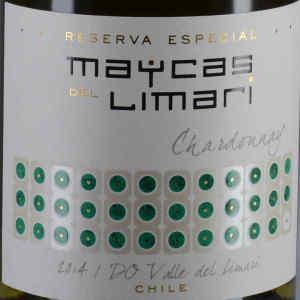 麦卡斯特选珍藏霞多丽白葡萄酒(Maycas del Limari Reserva Especial Chardonnay, Limari Valley, Chile)