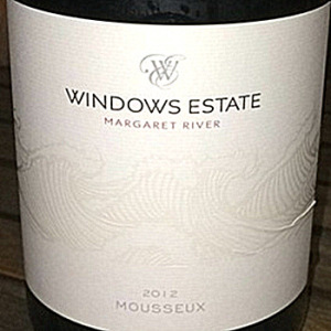 玻璃屋酒庄白诗南起泡酒(Windows Estate Chenin Blanc Mousseux,Margaret River,...)