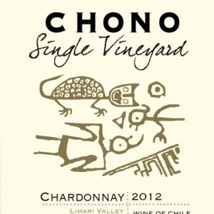 丛诺唯一庄园系列霞多丽干白葡萄酒(Chono Single Vineyard Chardonnay,Limari Valley,Chile)