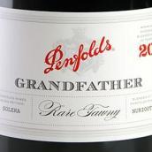 奔富祖父精选茶色波特风格加强酒(Penfolds Grandfather Rare Tawny,Barossa Valley,Australia)