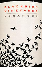 画眉酒庄情人系列混酿红葡萄酒(Blackbird Vineyards Paramour Red Blend, Napa Valley, USA)