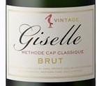 卡诺吉赛尔传统起泡酒(Kanu Giselle Method Cap Classique,Stellenbosch,South Africa)