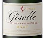 卡诺吉赛尔传统起泡酒(Kanu Giselle Method Cap Classique,Stellenbosch,South Africa)