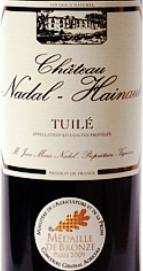 纳达尔·埃努酒庄杜乐甜红葡萄酒(Chateau Nadal Hainaut Tuile,Languedoc-Roussillon,France)