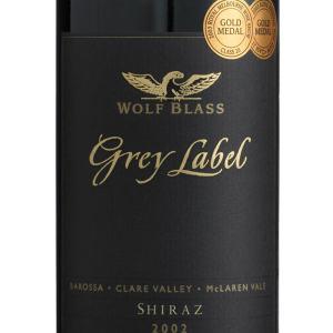 禾富灰牌西拉干红葡萄酒(Wolf Blass Grey Label Shiraz,Maclaren Vale,Australia)