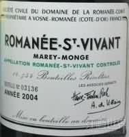 罗曼尼·康帝罗曼尼-圣-维旺园干红葡萄酒(Domaine de La Romanee-Conti Romanee-Saint-Vivant,Vosne-...)