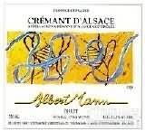 阿伯曼阿尔萨斯起泡酒(Albert Mann Cremant d'Alsace,Alsace,France)