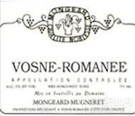 奇梦沃恩-罗曼尼干红葡萄酒(Domaine Mongeard Mugneret Vosne-Romanee, Cote de Nuits, France)