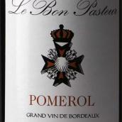 邦巴斯德干红葡萄酒(Chateau Le Bon Pasteur,Pomerol,France)