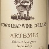 鹿跃酒窖狩猎神赤霞珠干红葡萄酒(Stag's Leap Wine Cellars Artemis Cabernet Sauvignon, Napa Valley, USA)