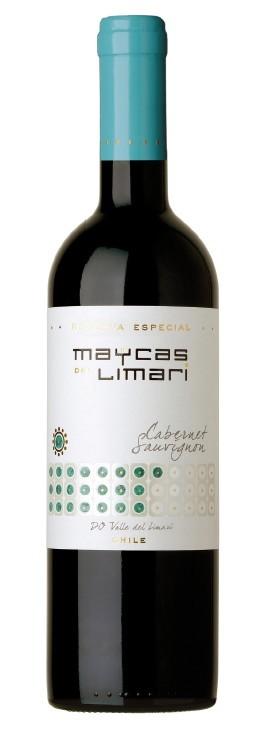 麦卡斯特选珍藏赤霞珠红葡萄酒(Maycas del Limari Reserva Especial Cabernet Sauvignon, Limari Valley, Chile)
