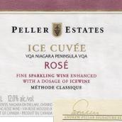 皮勒签名系列特酿桃红葡萄酒(Peller Estates Signature Series Ice Cuvee Rose,Niagara ...)