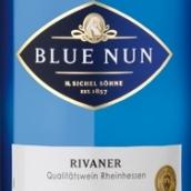 蓝仙姑雷万尼半甜白葡萄酒(Blue Nun Rivaner, Rheinhessen, Germany)