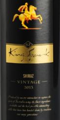 杰克王酒庄斯巴王西拉干红葡萄酒(东南澳)(King Jack Winery King Spark Shiraz, Southeast Australia, Australia)