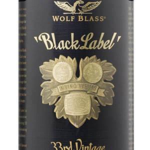 禾富黑牌赤霞珠-西拉-马尔贝克混酿干红葡萄酒(Wolf Blass Black Label Cabernet Sauvignon Shiraz Malbec, South Australia, Australia)