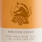 沃尔夫桃红葡萄酒(Wolffer Estate Rose,Long Island,USA)