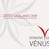 维纳斯酒庄加泰罗尼亚地区餐酒(Domaine de Venus Rouge,IGP Cotes Catalanes,France)