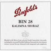 奔富Bin 28卡琳娜园西拉干红葡萄酒(Penfolds Bin 28 Kalimna Shiraz,Barossa Valley,Australia)