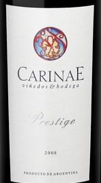 卡瑞尼顶级干红葡萄酒(Carinae Prestige, Mendoza, Argentina)