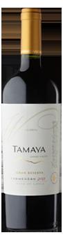 大玛雅酿酒师特藏佳美娜干红葡萄酒(Casa Tamaya Winemaker's Gran Reserva Carmenere,Limari Valley...)