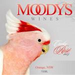 穆迪公鸡玫瑰西拉桃红葡萄酒(Moody's Wines Cocky Rose Shiraz,Orange,Australia)