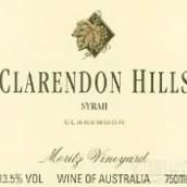 克拉伦敦山莫里茨园西拉干红葡萄酒(Clarendon Hills Moritz Vineyard Syrah, Clarendon, Australia)