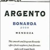银谷伯纳达干红葡萄酒(Argento Bonarda, Mendoza, Argentina)
