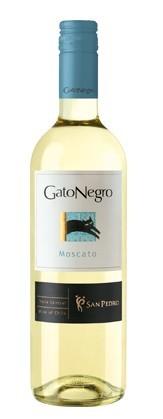 圣派德罗黑猫麝香干白葡萄酒(Vina San Pedro Gato Negro Moscato,Central Valley,Chile)