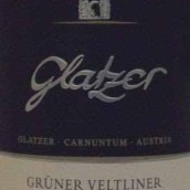 Weingut Glatzer Gruner Veltliner Kabinett,Carnuntum,Austria