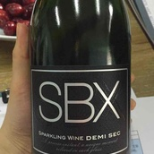 SBX Sparkling Demi Sec,Valle Central,Chile