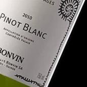 Charles Bonvin Pinot Blanc,Valais,Switzerland