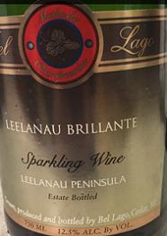 贝尔湖酒庄桃红葡萄酒(Bel Lago Rose,Leelanau Peninsula,USA)