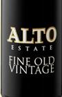 奥特复古波特酒(Alto Estate Fine Old Vintage Port,Stellenbosch,South Africa)