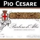 皮欧巴贝拉德阿尔巴干红葡萄酒(Pio Cesare Barbera d'Alba,Piedmont,Italy)