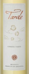 克罗塔晚收系列塔德特浓情甜白葡萄酒(Bodegas Crotta Late Harvest Tarde,Mendoza,Argentina)