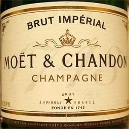 酩悦皇室干型香槟(Champagne Moet&Chandon Imperial Brut,Champagne,France)